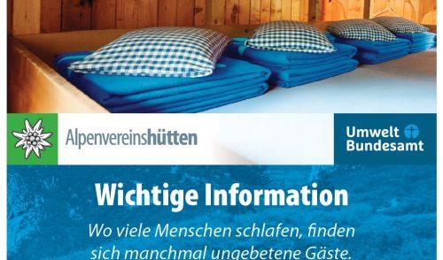 Artikelbild zu Artikel Bettwanzen – Prävention