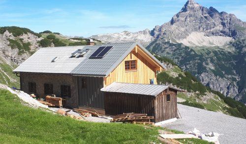 Artikelbild zu Artikel ABGESAGT: Bergmesse am Kaufbeurer Haus